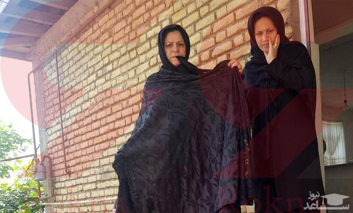 خاله رومینا از ناگفته های ماجرای رومینا اشرفی و بهمن خاوری میگوید