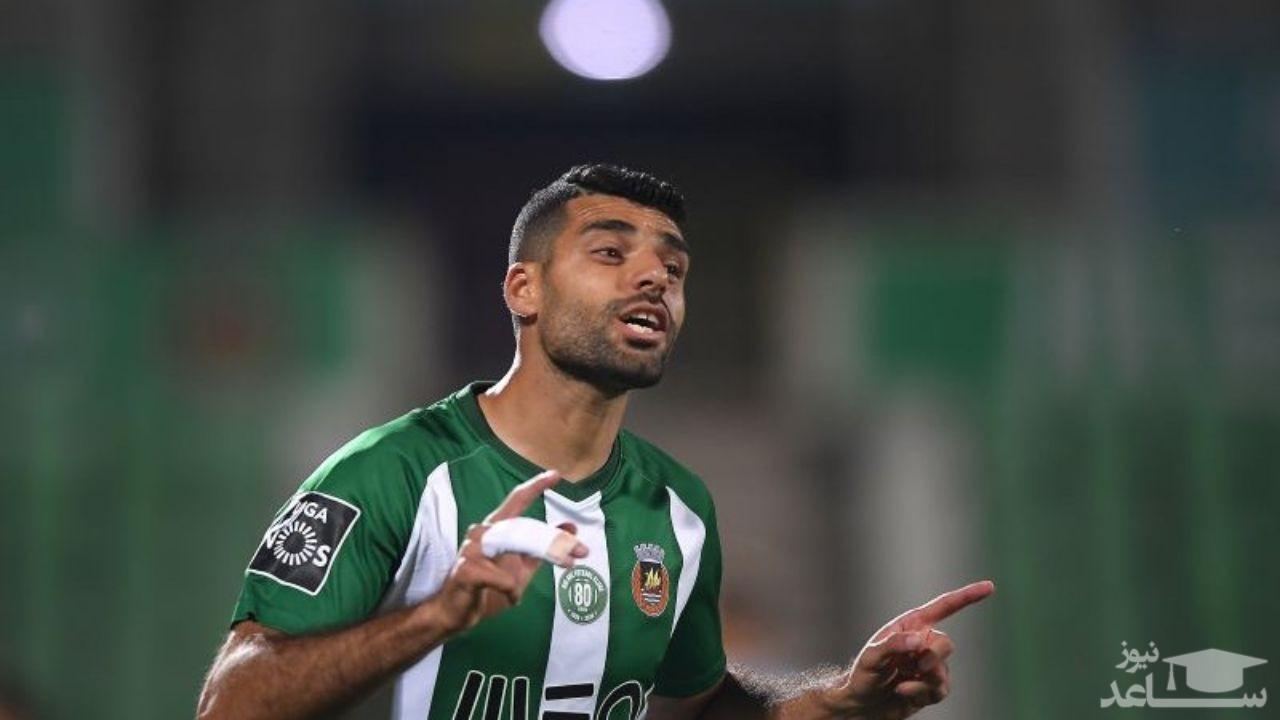 طارمی در لیست خرید باشگاه پرطرفدار پرتغال