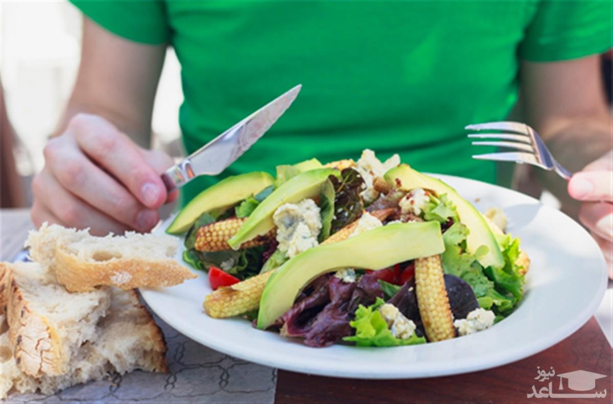 بهترین رژیم غذایی برای کمبود اسپرم