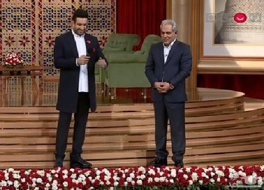 امید حاجیلی، مهران مدیری را به چالش کشید