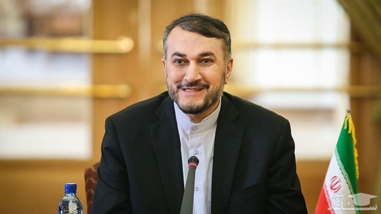 امیرعبداللهیان: برخی عاملان ترور شهید فخریزاده دستگیر شدهاند | ساعدنیوز