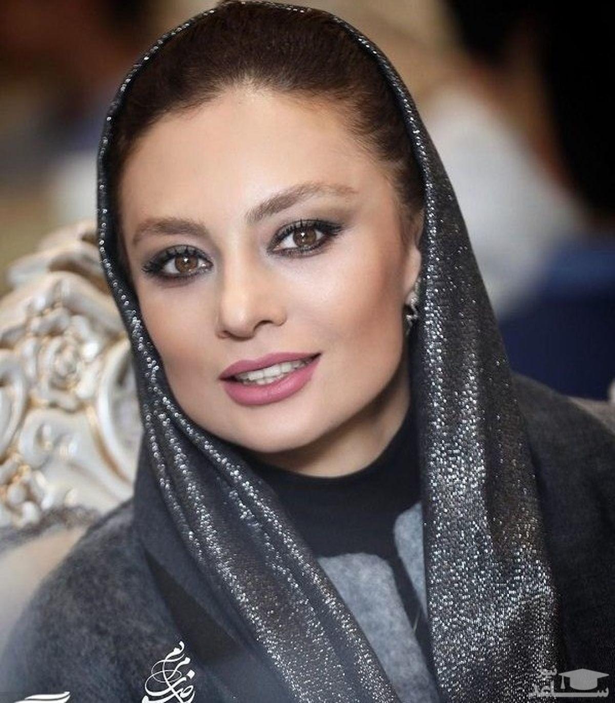 هدیه خاص یکتا ناصر و تیپ لاکچری اش