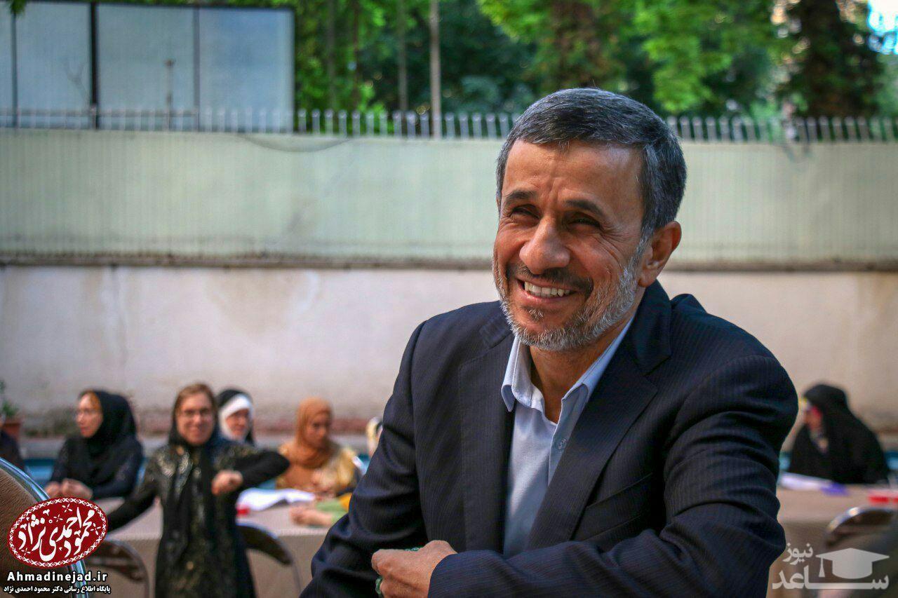 نحوه آشنایی و مهریه همسر محمود احمدی نژاد از زبان خودش