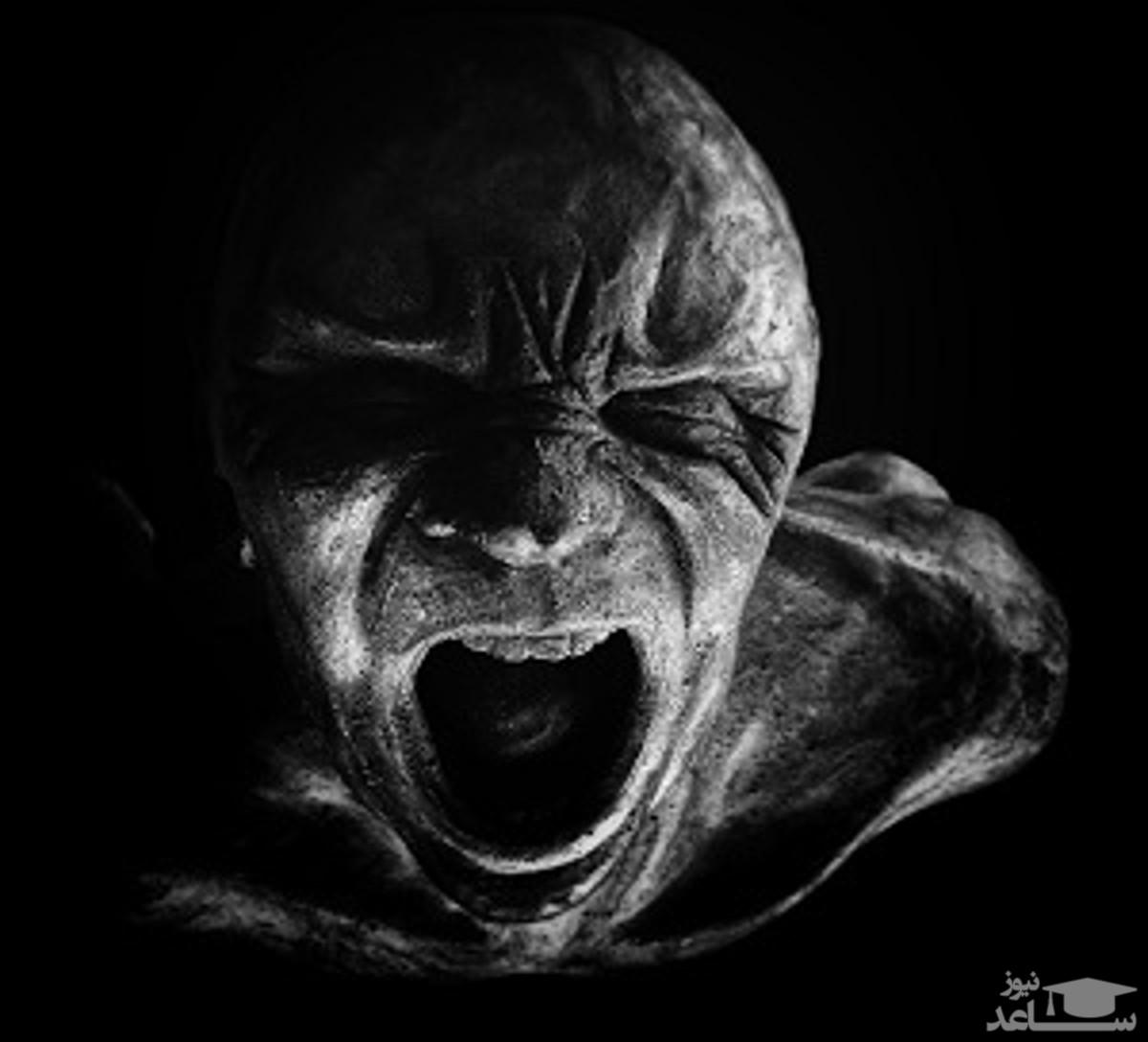 مرد ترسناکی که به شیطان معروف است!