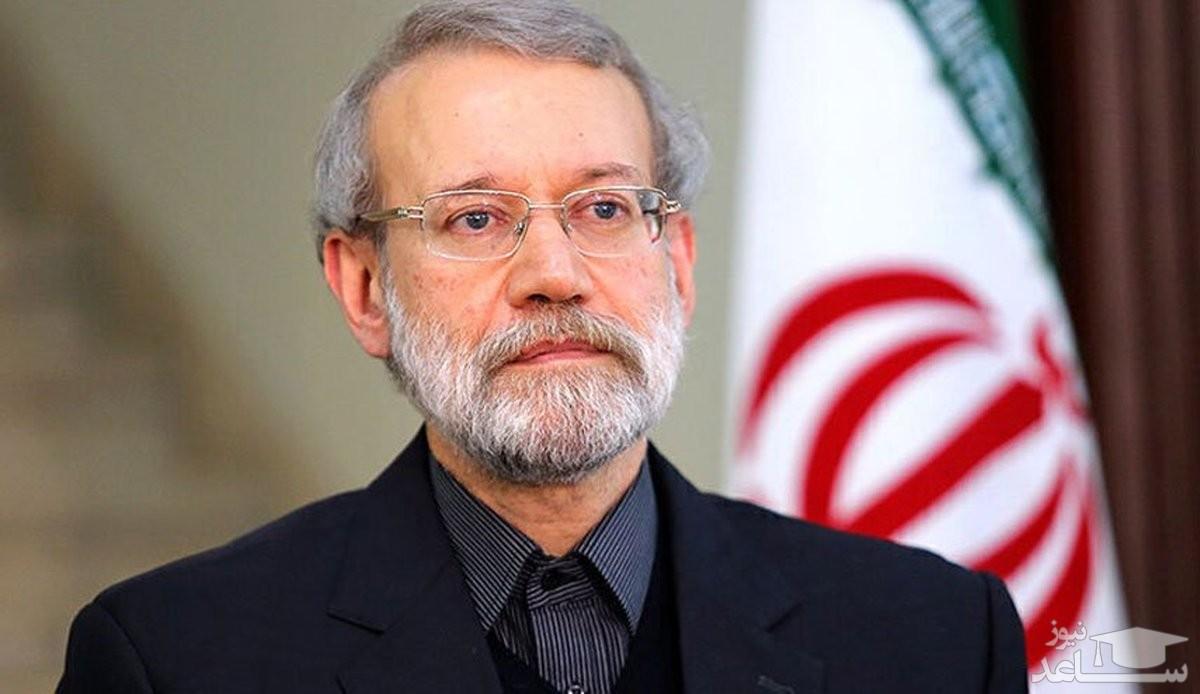 سورپرایز علی لاریجانی در پهنه سیاست/ اصلا فعالیت سیاسی برای او پایانی دارد؟