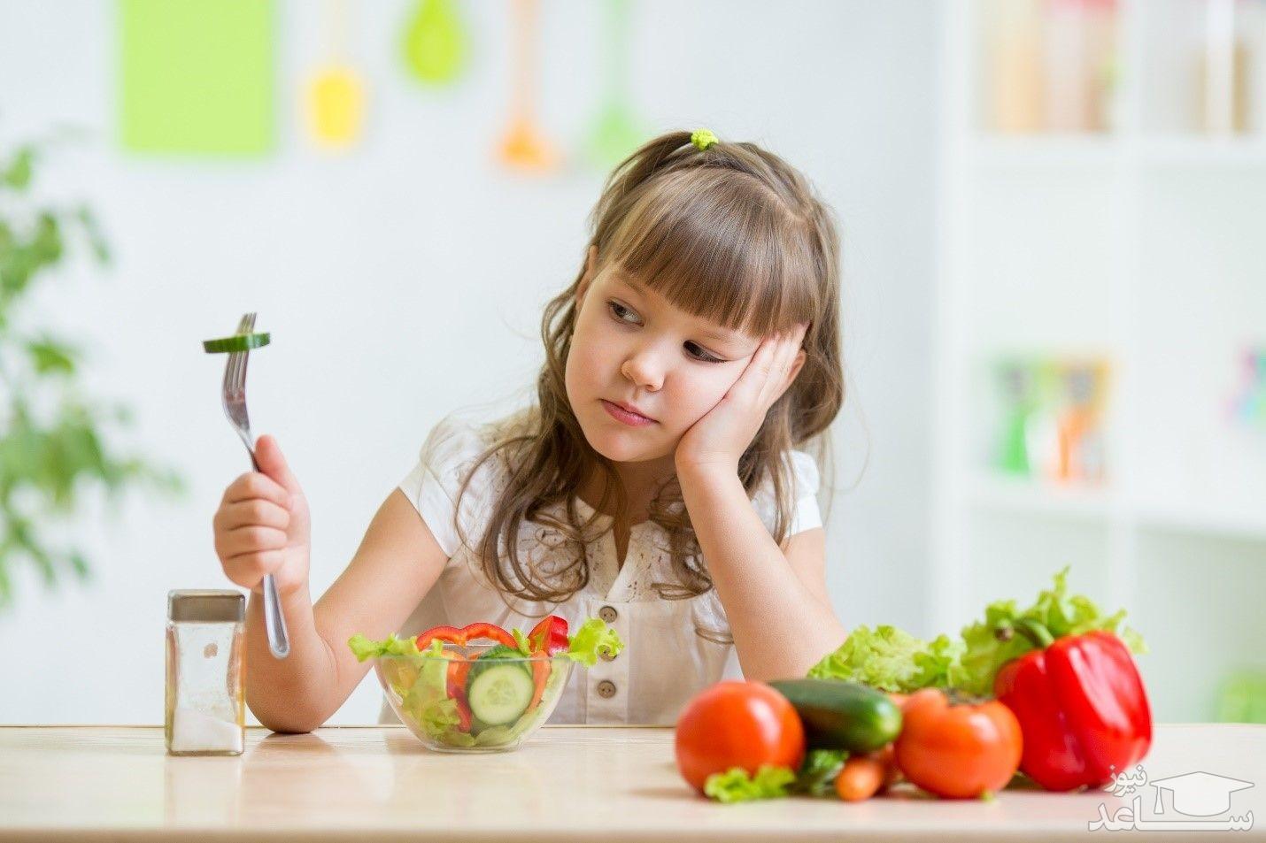 غذاهای مفید برای کودکان بیش فعال (ای دی اچ دی)