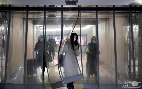 دو تصویر هولناک از مبتلایان به کرونا در تهران
