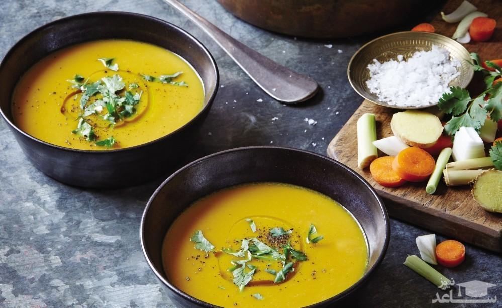 نکات مهم در تهیه انواع سوپ های خوشمزه