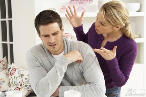 مردها از کدام رفتار خانم ها خوششان نمی آید؟