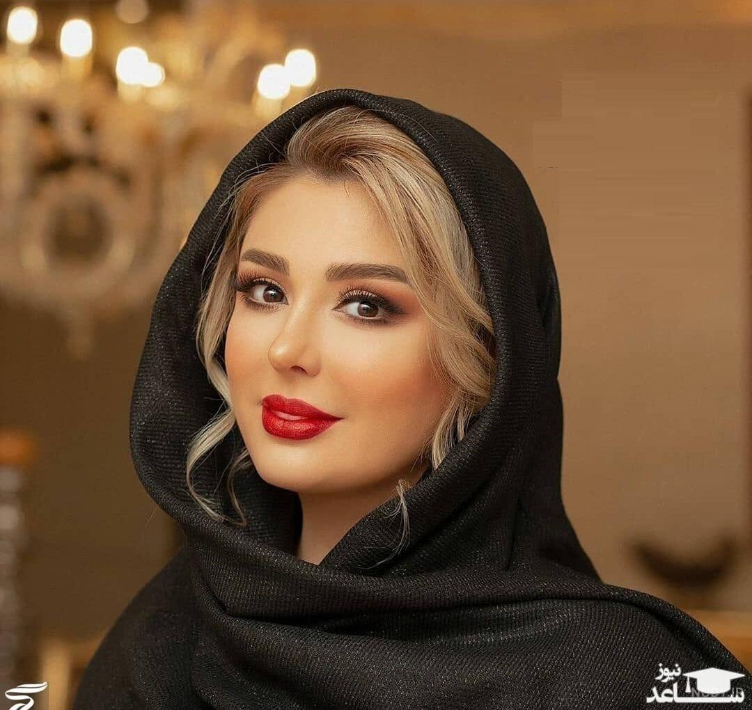 عربی صحبت کردن جالب نیوشا ضیغمی