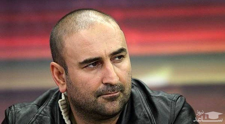 ماشین لاکچری مهران احمدی