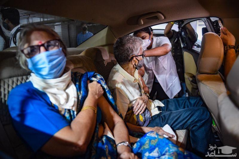 واکسیناسیون کرونا در هندوستان