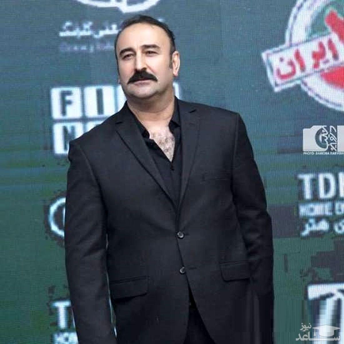 لباسهای کابویی طوری مهران احمدی