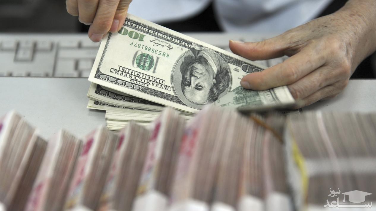 قیمت دلار امروز 6 آبان چقدر شد؟