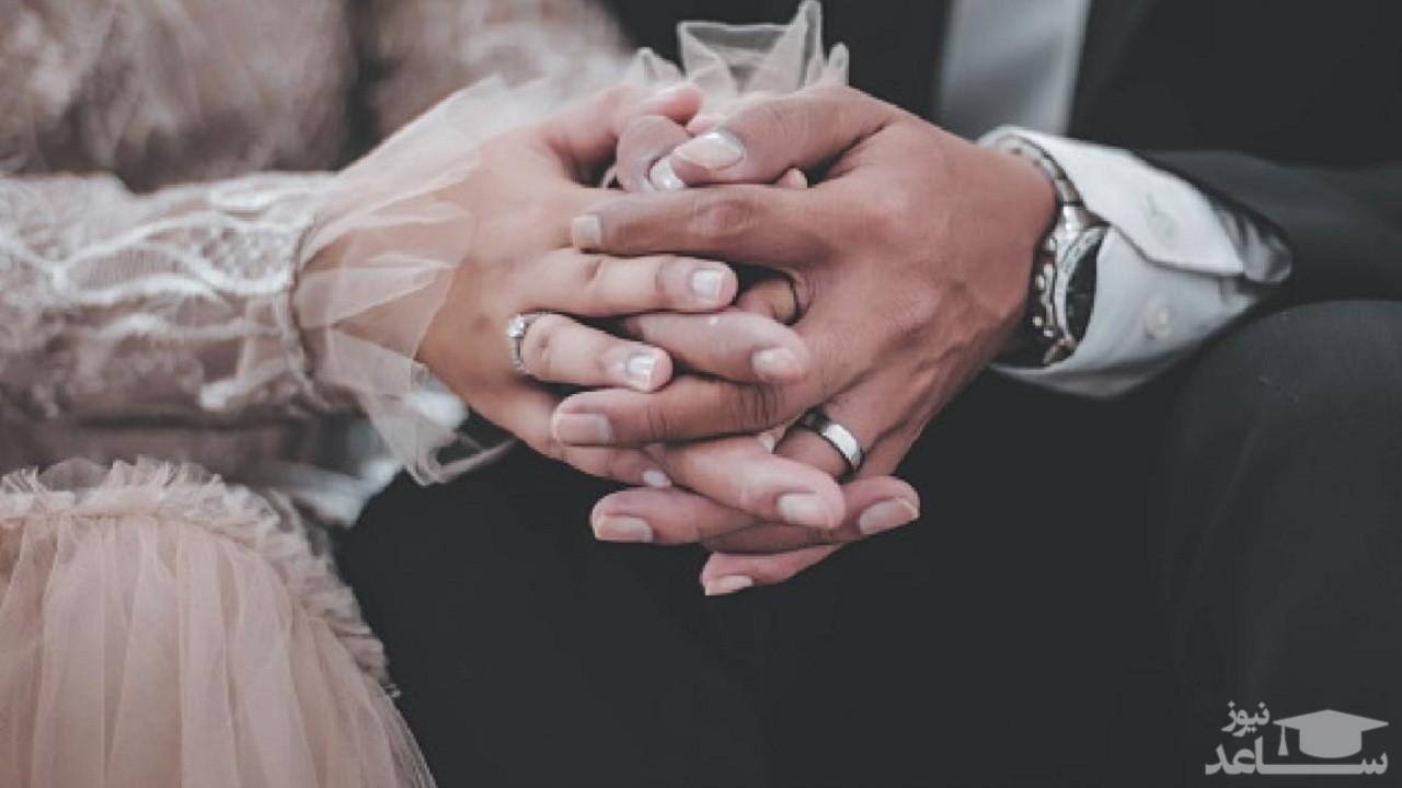 (فیلم) این مرد رکورد دار ازدواج در دنیاست!