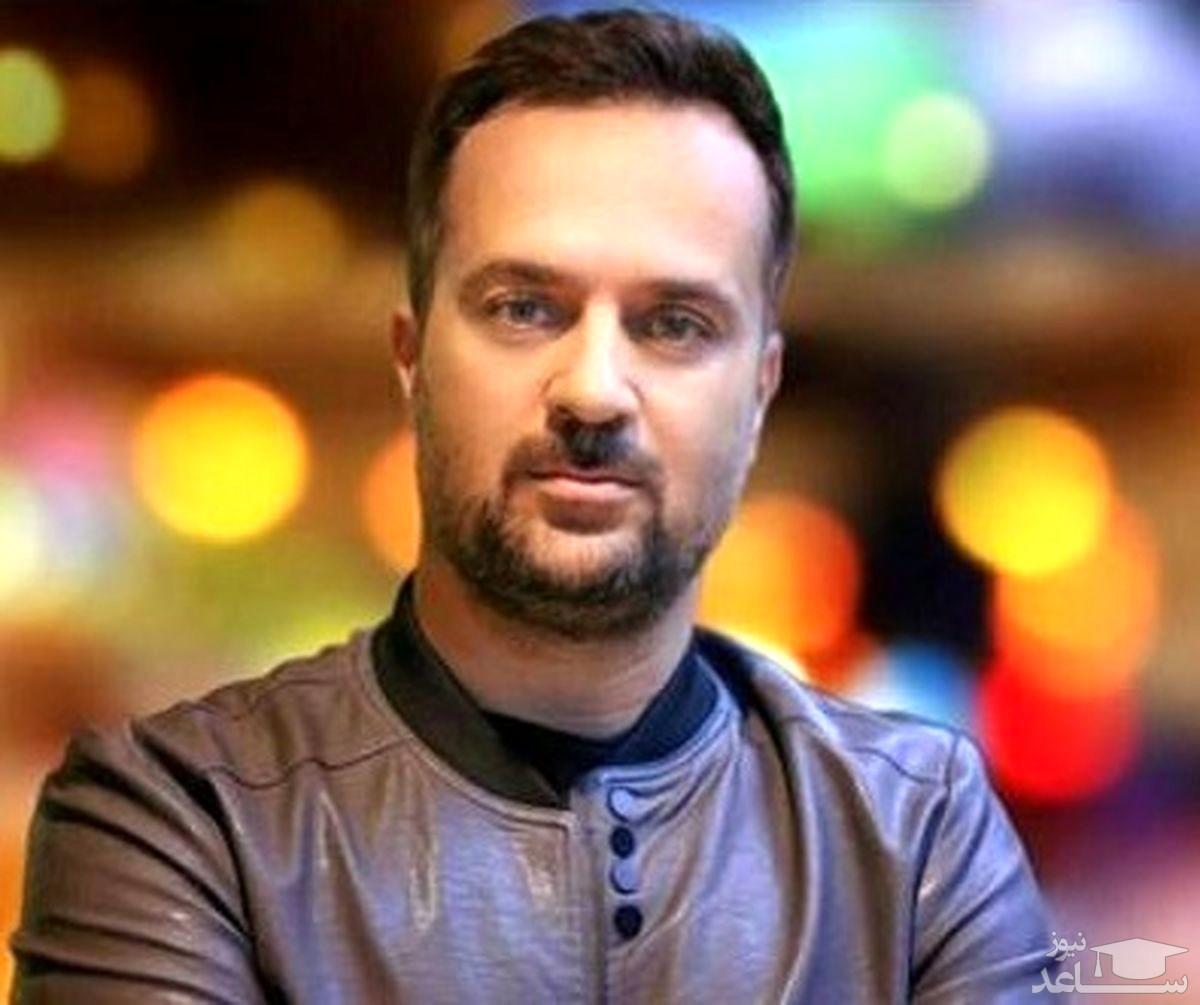 اندوه احمد مهرانفر برای ارشا اقدسی