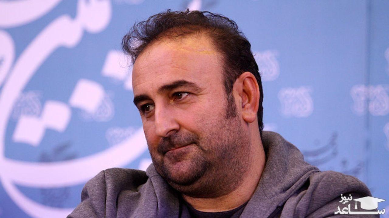 مالیخولیایی ذهنی مهران احمدی و شهاب حسینی در همرفیق!