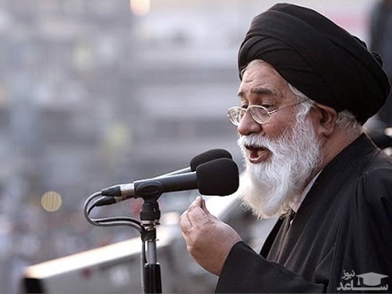 حمله علمالهدی به حسن روحانی از تریبون نماز جمعه