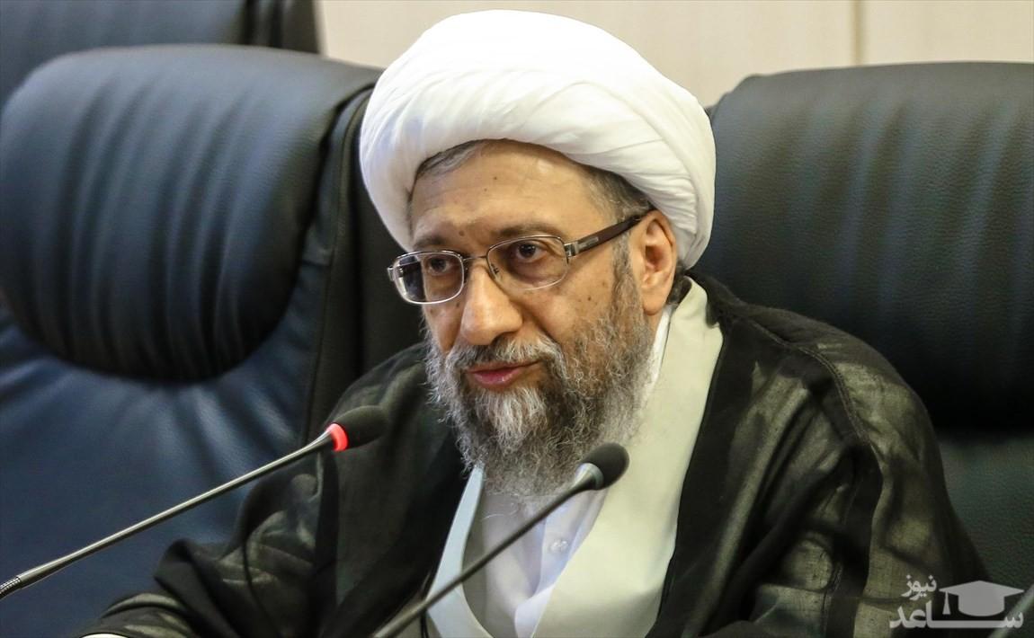 پیام مهم آیت الله آملی لاریجانی درباره انتخابات