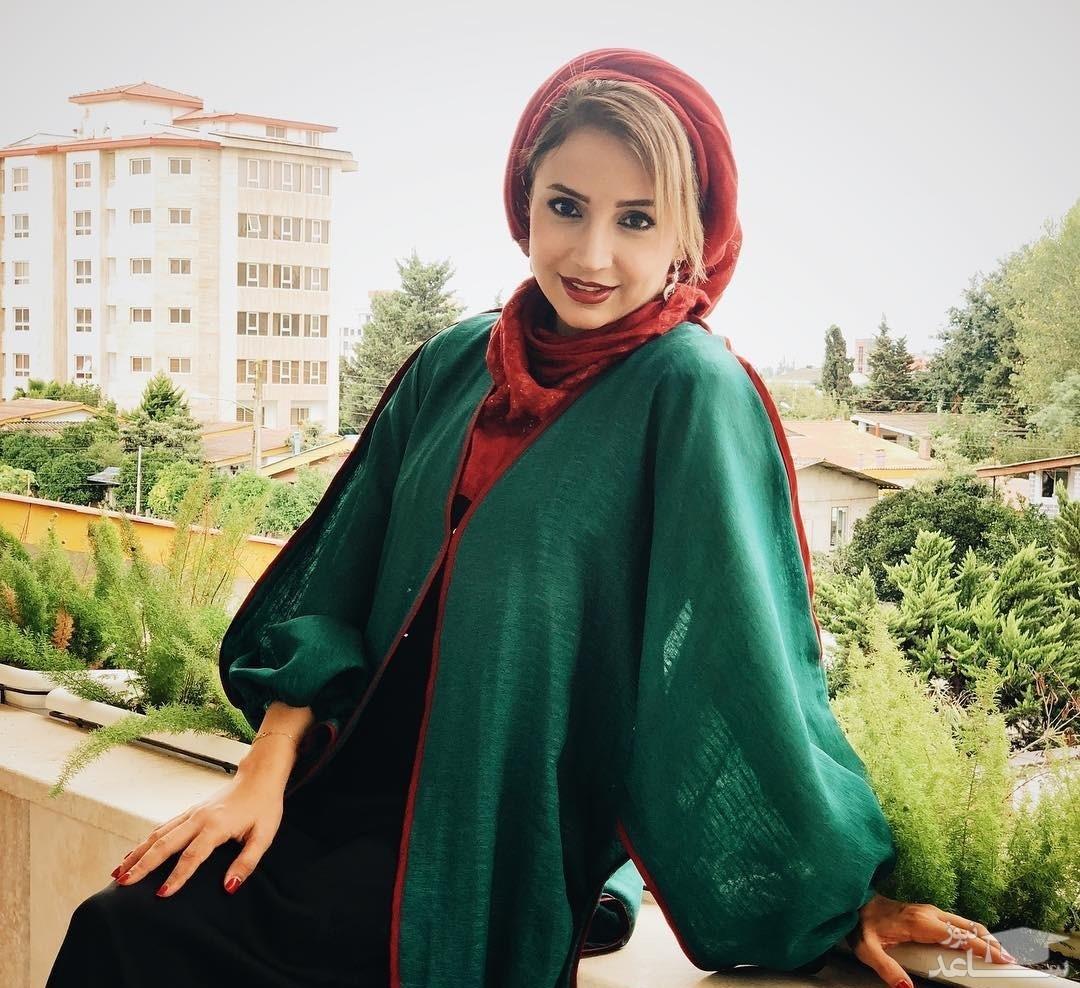 شبنم قلی خانی در شهر زیبای اصفهان