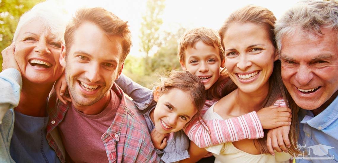 نحوه رفتار و برخورد صحیح با خانواده همسر