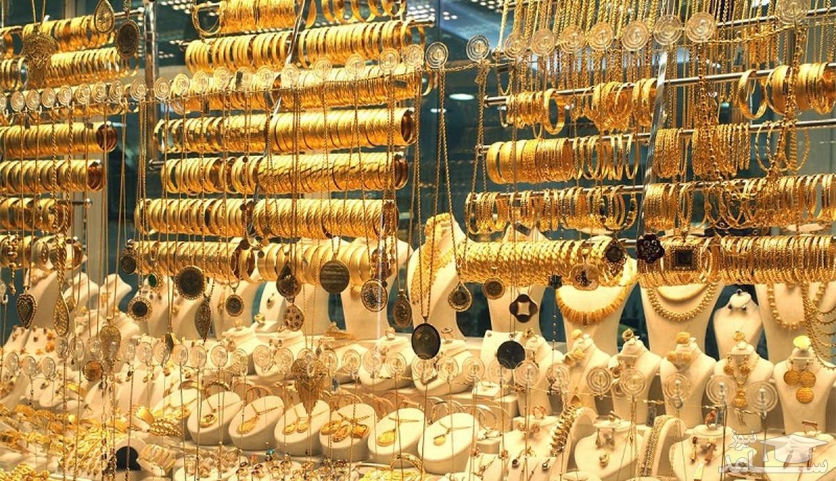 وضعیت بازار امروز طلا و سکه چگونه است؟