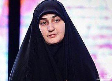اینستاگرام، صفحه دختر سردار سلیمانی را بست