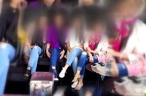 قاچاق وقیحانه دختران ایرانی به دوبی فقط با کد ملی!