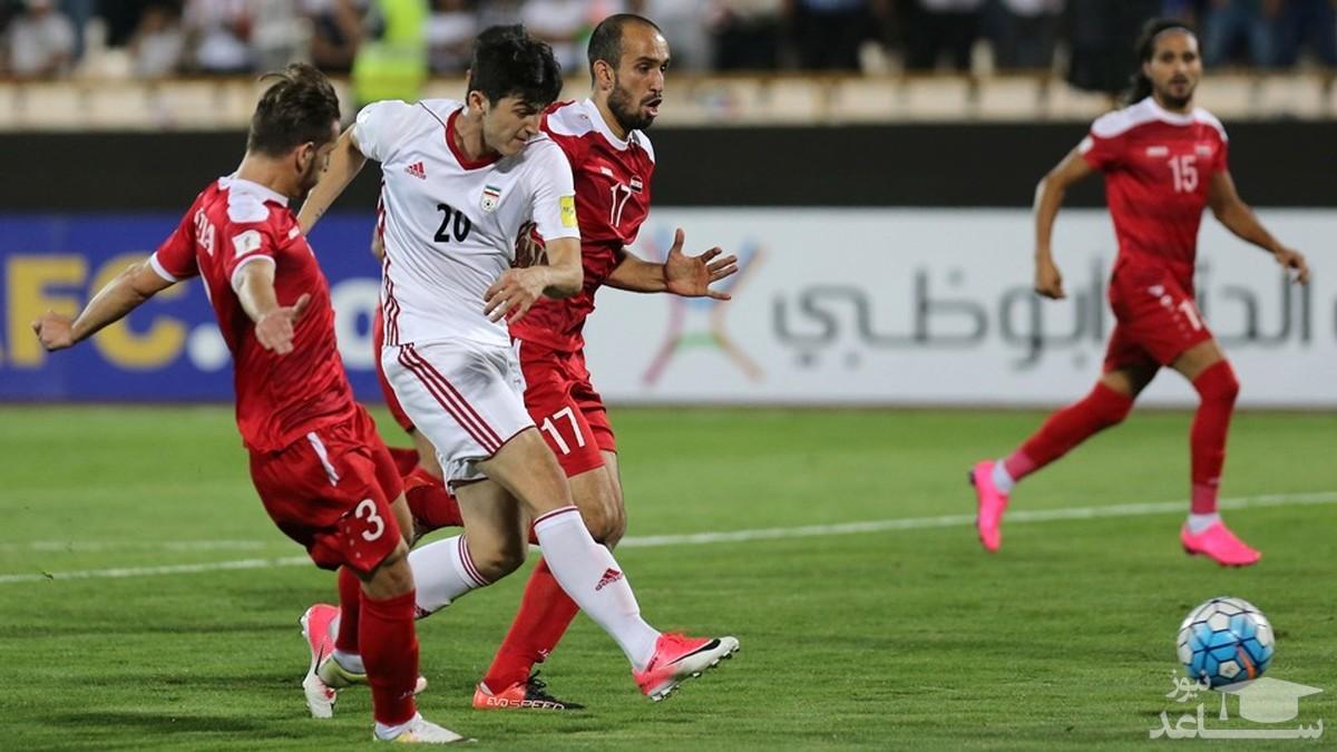 کنفدراسیون فوتبال آسیا ساعات بازی ایران در مقدماتی جام جهانی را مشخص کرد