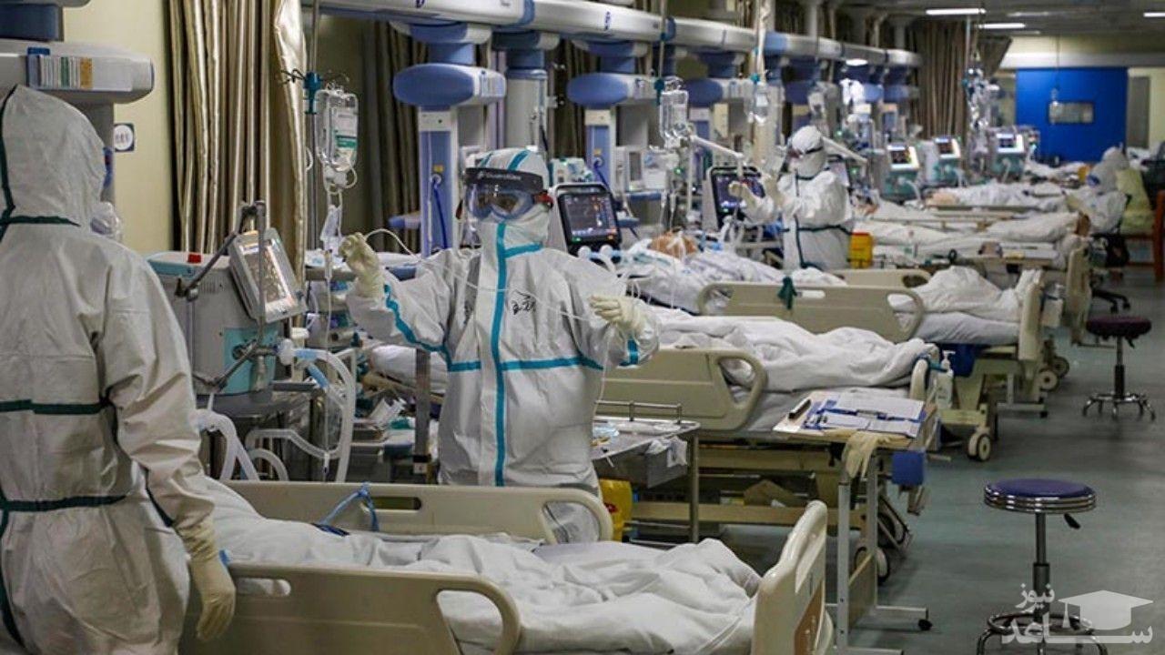 افزایش مرگ و میر ناشی از کرونا در کرج