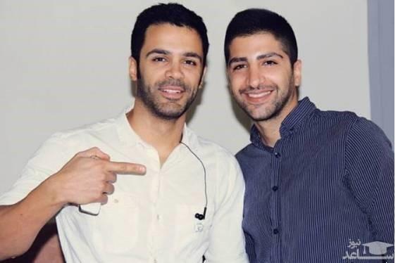 سیروان و زانیار خسروی دو برادر خوش صدای ایران در دوران کودکی