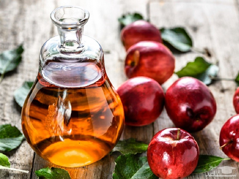درمان مشکلات نعوظ با سرکه سیب