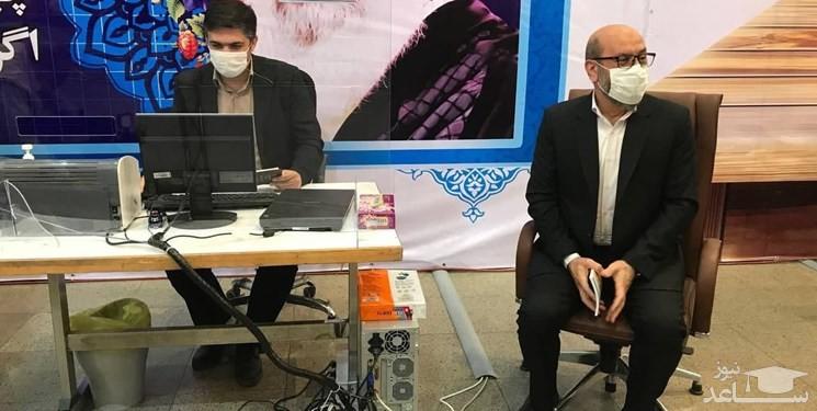 حسین دهقان در انتخابات ریاست جمهوری ثبت نام کرد
