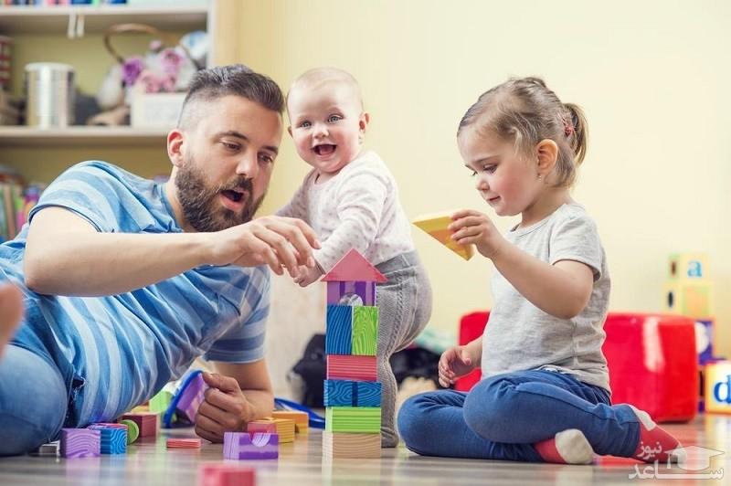 معرفی چند بازی ساده برای سرگرم کردن کودکان