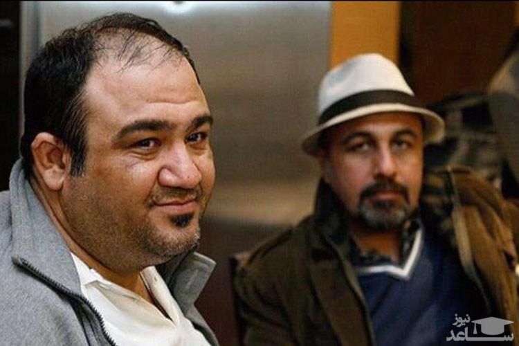 کوچکترین بازیگر سینمای ایران در کنار رضا عطاران و مهران غفوریان