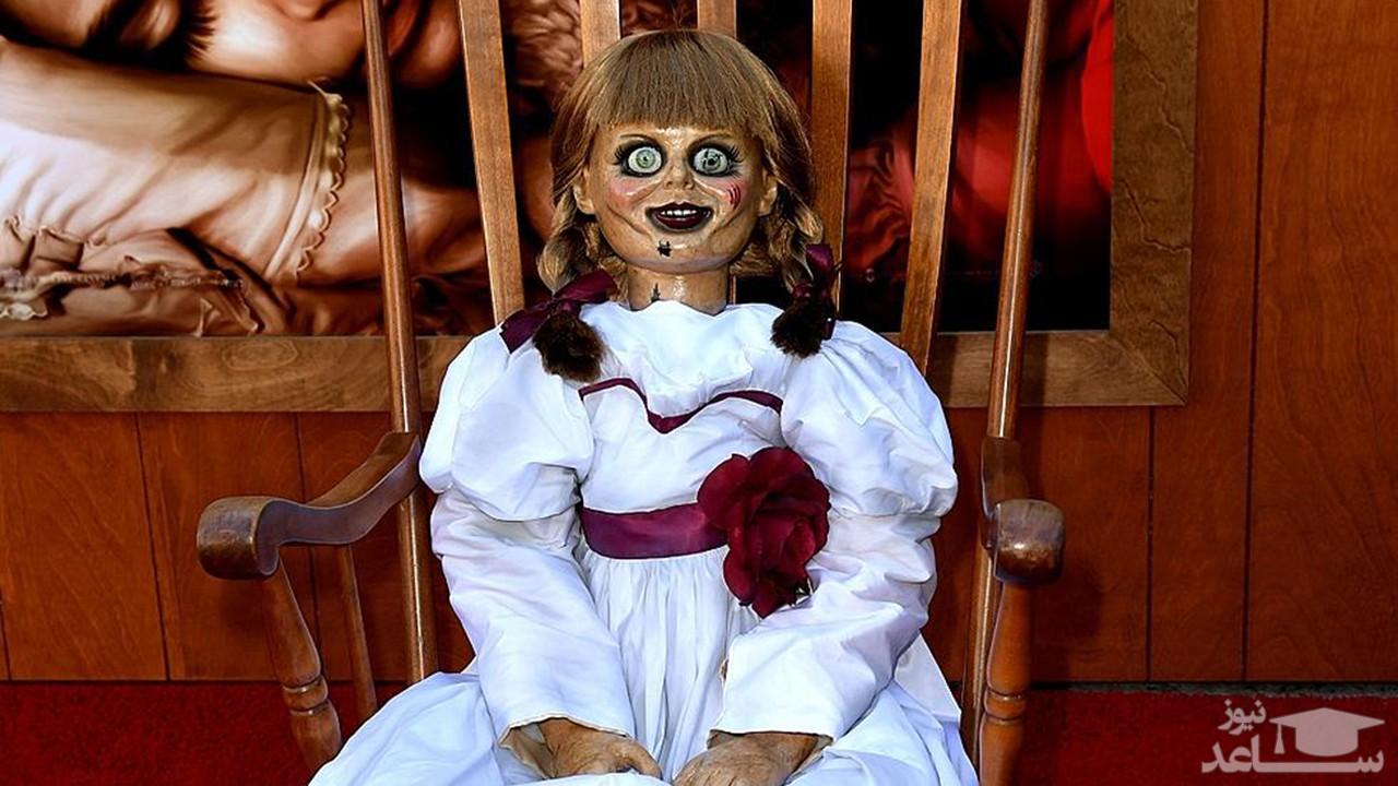 عروسک آنابل فرار کرد!
