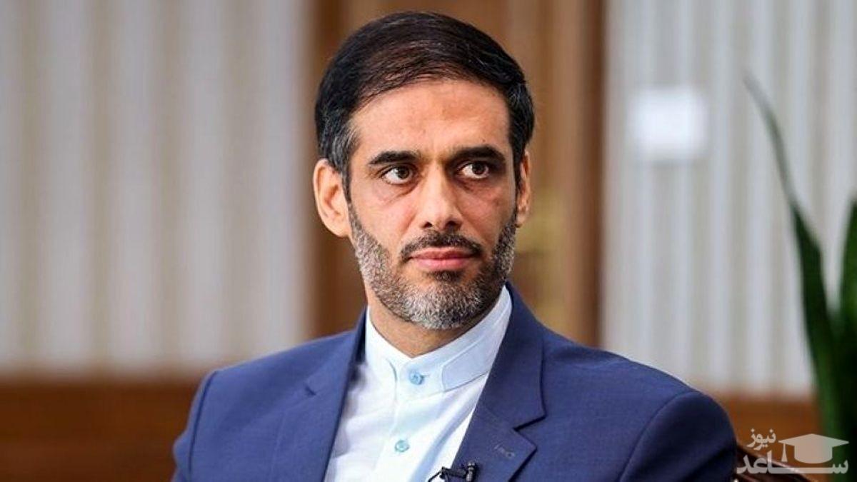 وعده غنیسازی ۹۳ درصدی «سعید محمد»