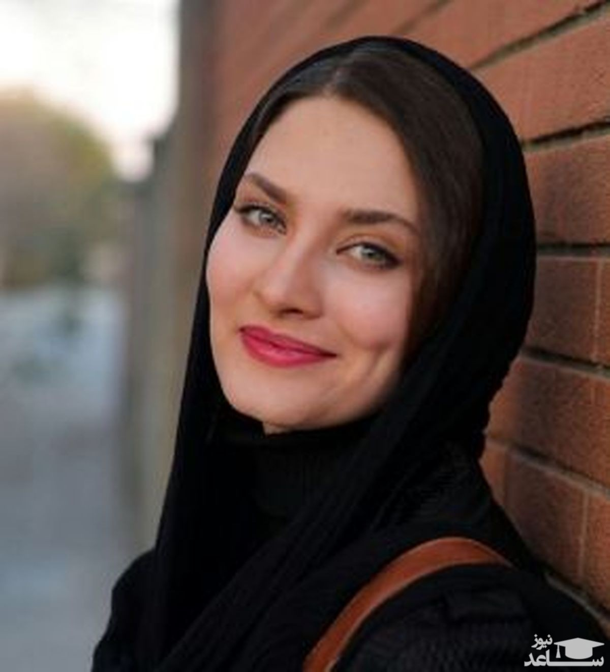 ساناز سعیدی زیباتر از همیشه