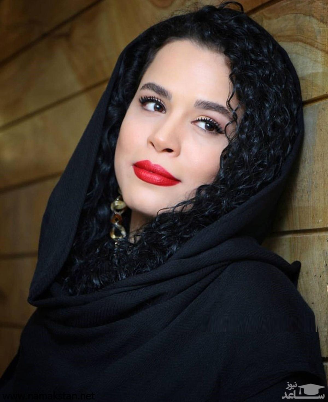 عکس قبل و بعد از لاغری ملیکا شریفی نیا
