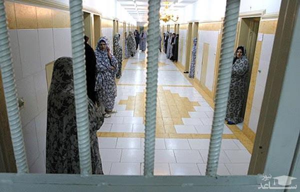 جزئیات شورش زنان زندانی در زندان قرچک