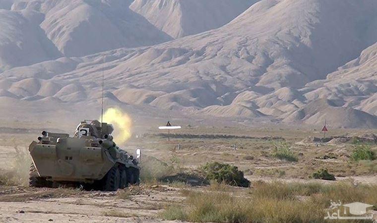 آذربایجان: اعلان بسیج عمومی نیروهای مردمی برای اعزام به جبهه