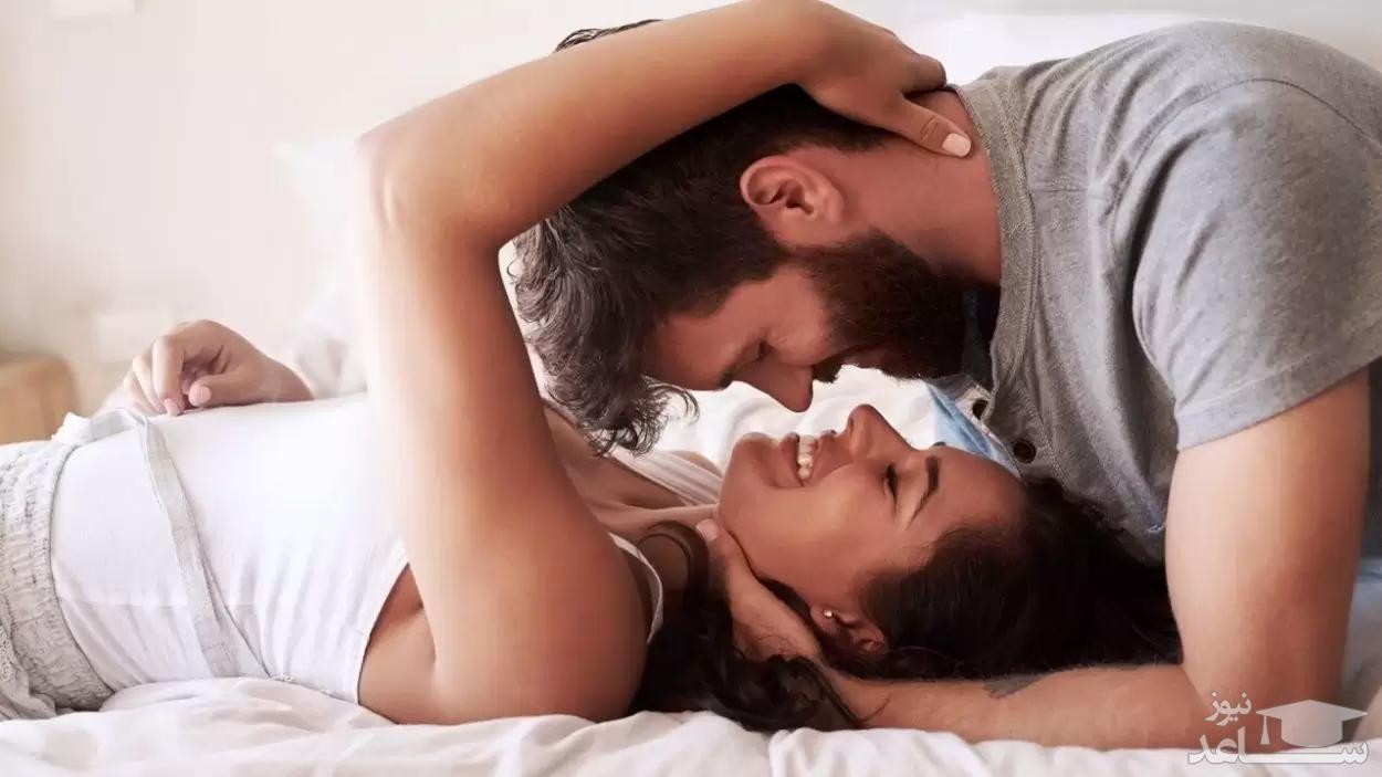 مزایای داشتن رابطه جنسی در دوران قاعدگی