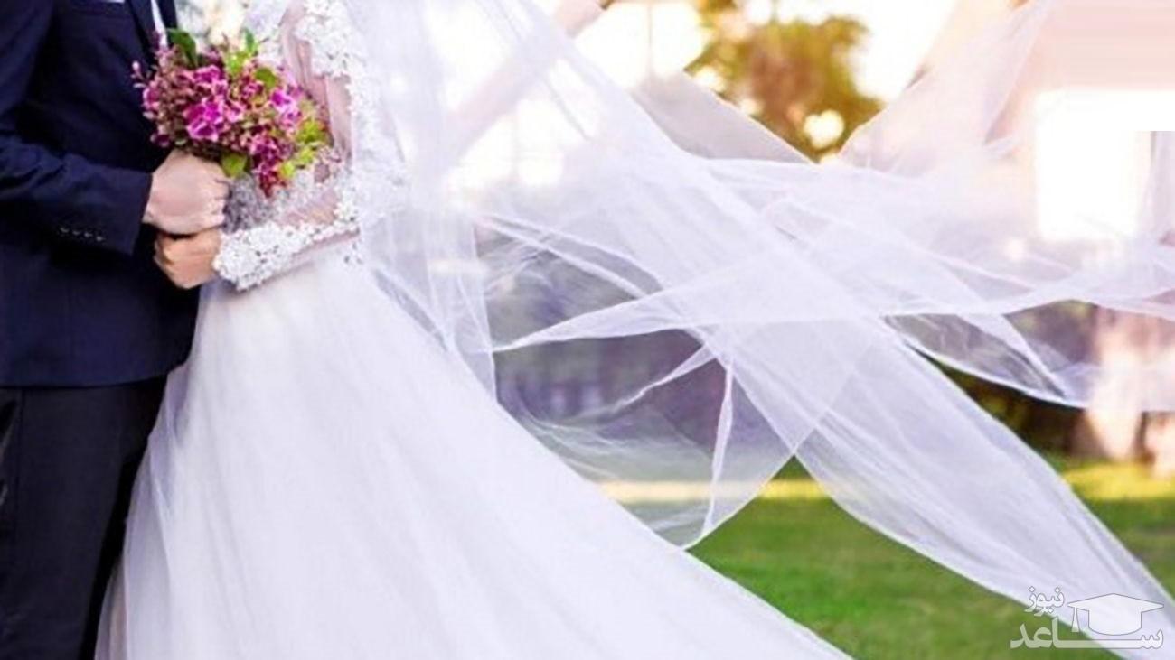این زوج عجیب 66 بار جشن عروسی گرفتند!