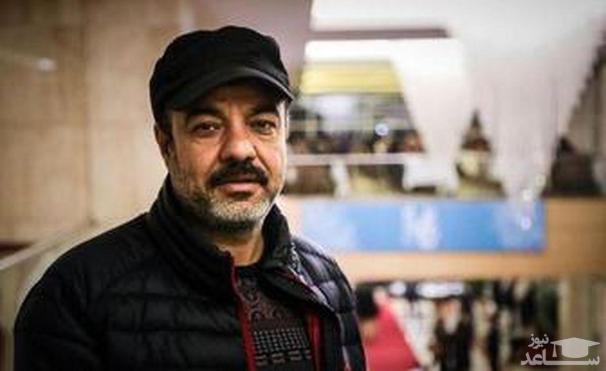 سعید آقاخانی کارگردان سریال نون خ کرونا گرفت