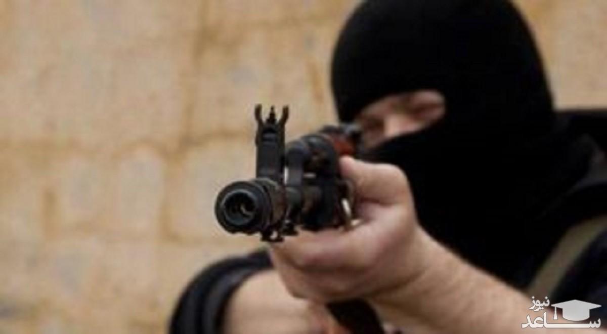 سرقت مسلحانه از طلافروشی در خیابان حجتی تبریز