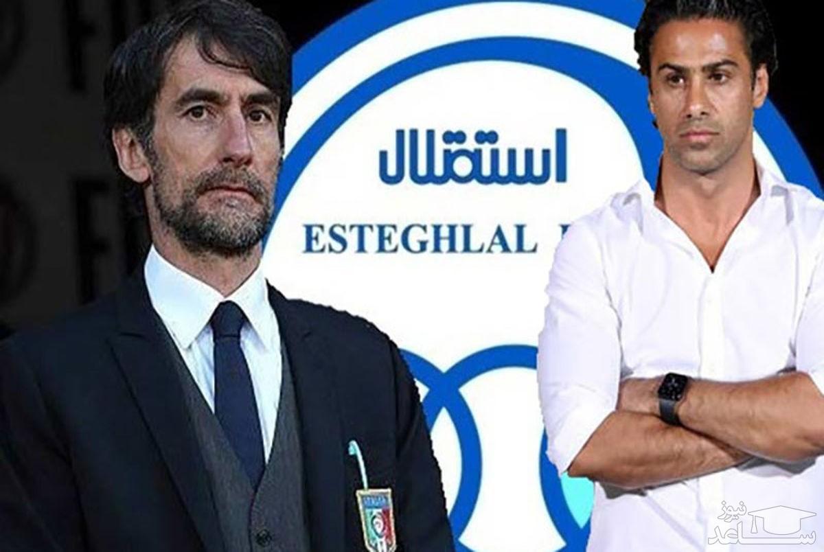 استقلال بازیکن ایتالیایی میگیرد؟