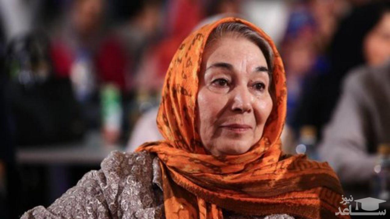 پروانه معصومی: واکسن ایرانی می زنم چون به دانشمندان داخلی اعتماد دارم