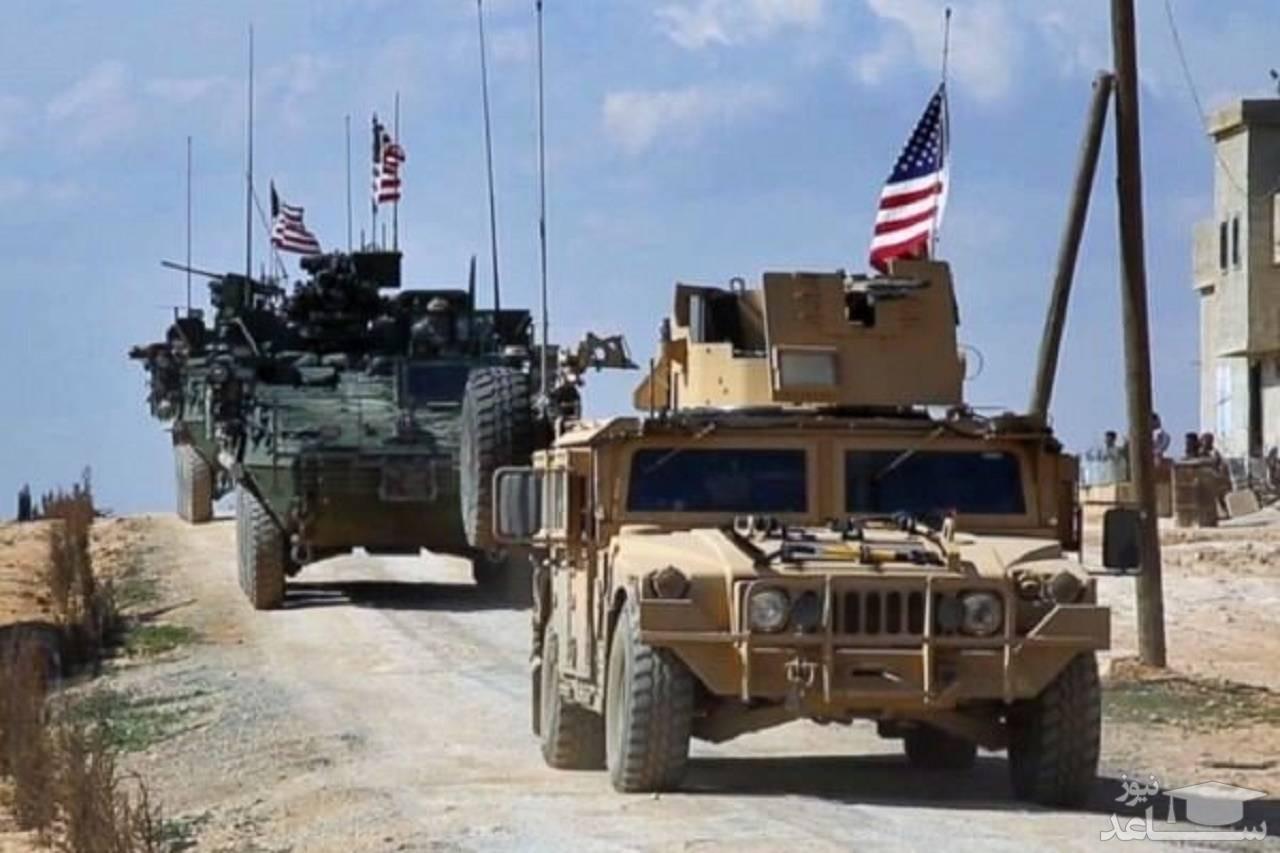 دستور آماده باش ارتش آمریکا به شبه نظامیان تحت امرش در شمال سوریه