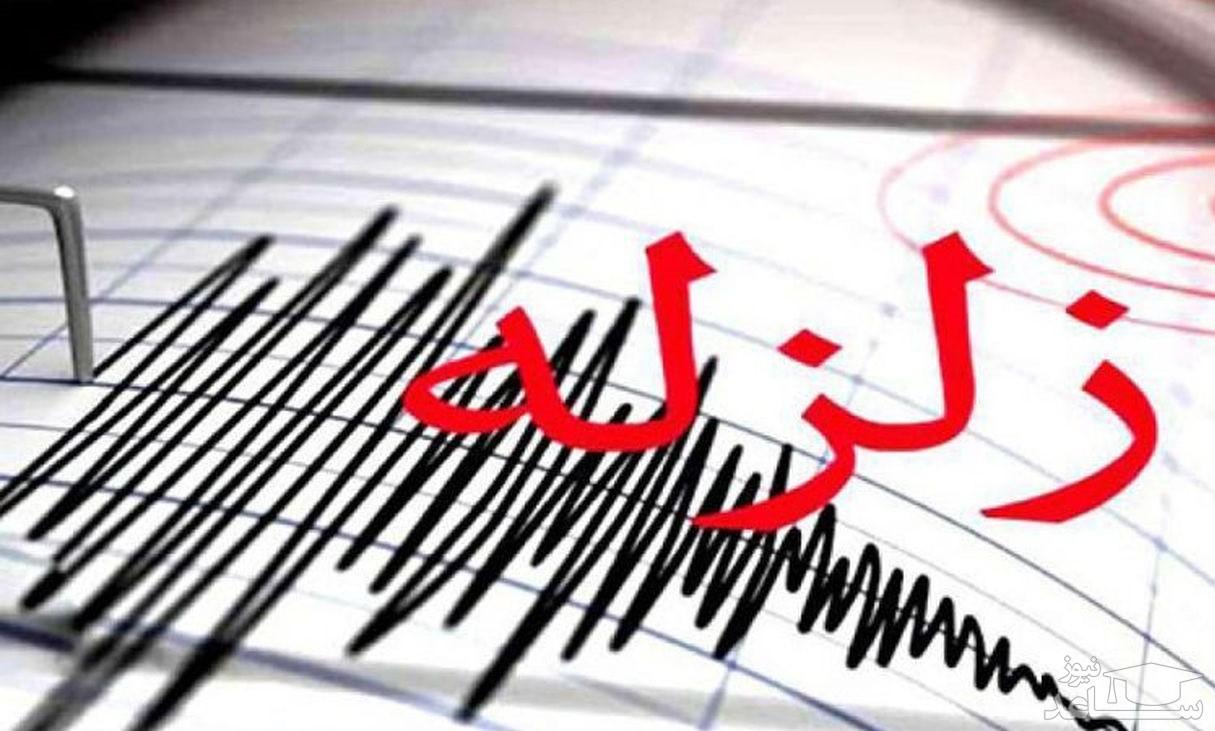 زلزله ۵ ریشتری در ایلام