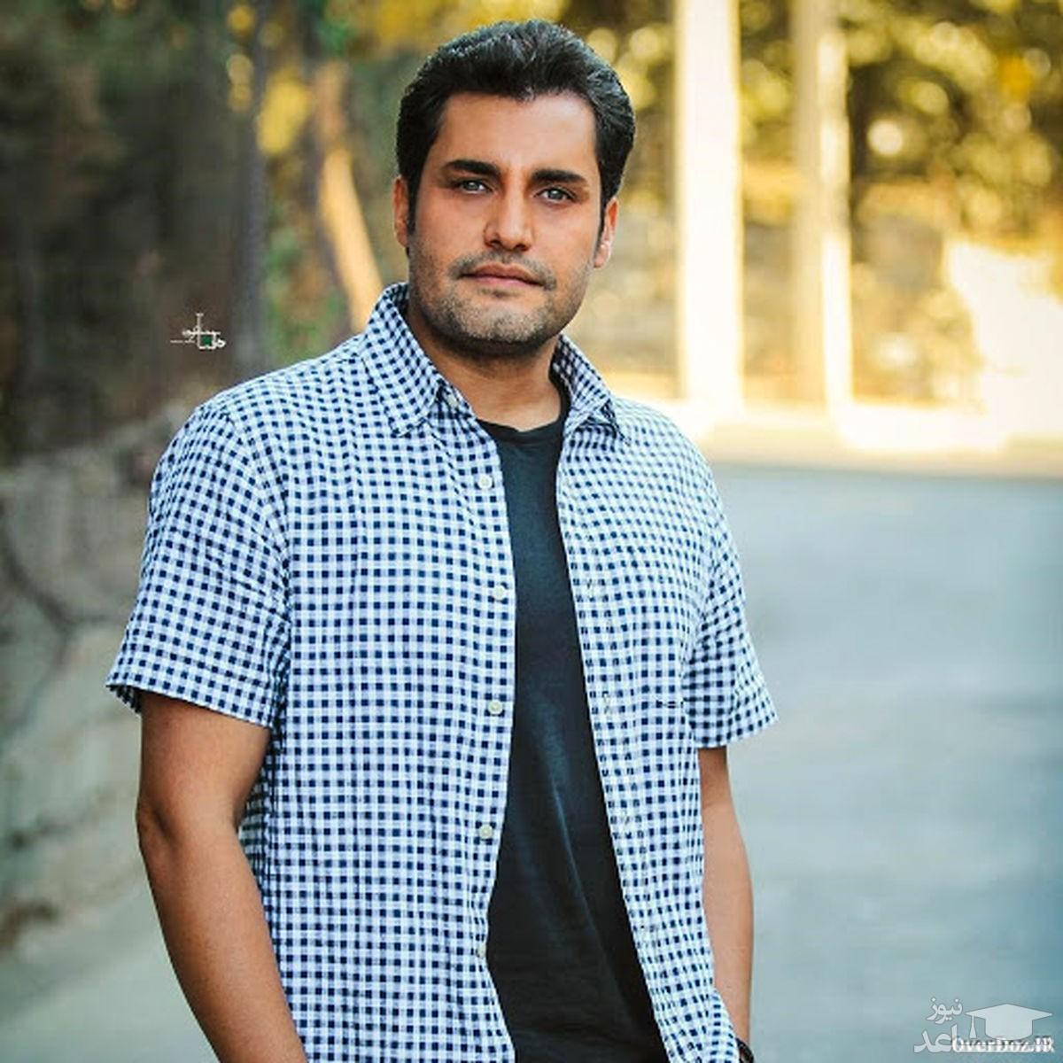 تعجب ریه های امیر محمد زند، بازیگر «ستایش» از هوای تمیز تهران
